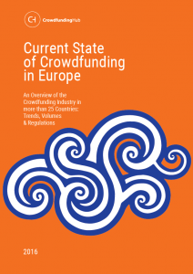 Cover Current State Crowdfunding Europe